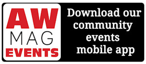 Download our community events mobile app