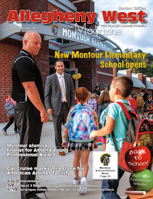 Allegheny West Magazine Montour September/October