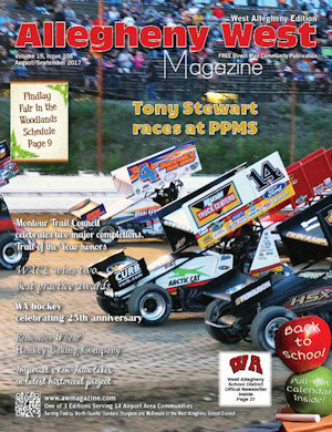 Allegheny West Magazine WA August/September
