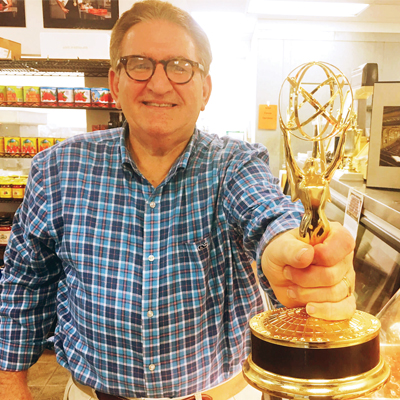 Ricci's Sausage featured in  Emmy-winning  TV show