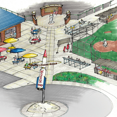 New Miracle League field on track for fall baseball games