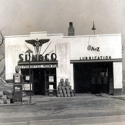 Remembering the service stations of yesteryear