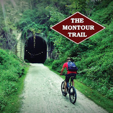 Montour Trail named PA Trail of the Year