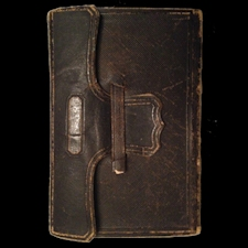 Robinson historical society uncovers Civil War journal
