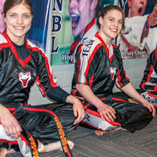 Locals bring home karate championship titles