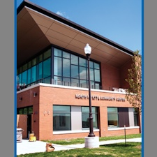 New North Fayette Community Center reaches completion
