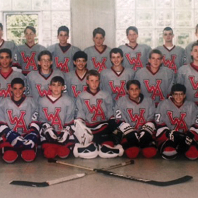 WA hockey celebrates 25 years