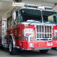 Oakdale gets its new fire truck