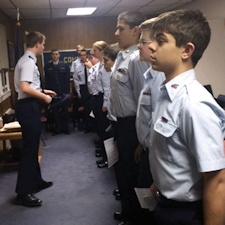 Civil Air Patrol mentors pilots of tomorrow