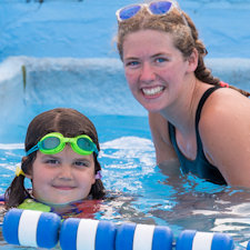 For this swim club, winning is just part of the fun